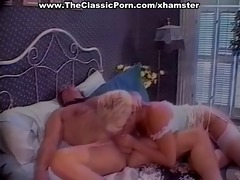 lesbian cuties and fortunate pecker