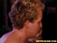 retro blonde screwed