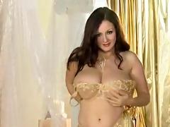 lorna morgan strips her lingerie (vintage)
