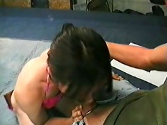 vintage asian ladyboy tops her dad