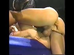 shyla foxxx, jasmine st claire, tom byron - anal