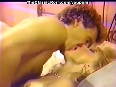blonde love tunnel licked and diddled