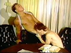 vintage porn of two homo lads hooking up