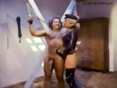 ron jeremy - tied cook jerking