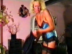 german blond in vintage porn - inferno productions