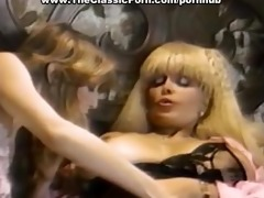 retro lesbian babes convulse from agonorgasmos