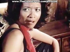 trio porn clip with vintage pornstars
