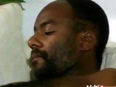 dolly buster fucked by blacks guys