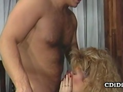 lynn lemay - busty blondie fucked by cocks