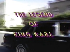 vintage - legend of king karl (janey robbins)