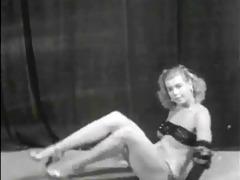 vintage stripper film - that free feeling
