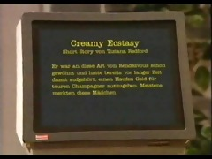 creamy ecstasy(1994) full clip with breasty slut
