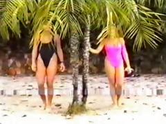 praia ponta negra 90s
