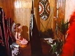 vintage 70s german - schwarze brueste - heisse