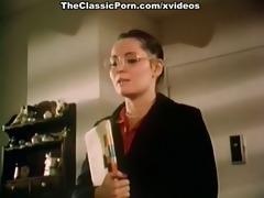 how to seduce professor in classic porn clip