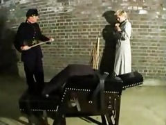 vintage domination spanking act