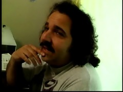 ron jeremy blasts hakan with affable fire ((fyff))