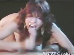 handjob and cumshots compilation (classic porn)