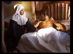 one more ass fucking nun