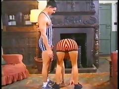 british slut kerry gets fucked in a classic scene