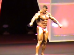 musclebull mamnuel: arnold classic europe 2012