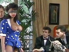 sarah juvenile blindfold 6 guy group-sex
