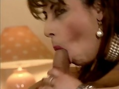 double penetration with lovely hairy dark brown
