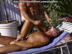 exceedingly hot homo classic porn