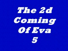 vintage 2d coming of eva 5 n15