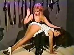 vintage flogging