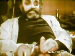 obscenely retro floozy in 1980