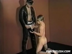 retro gay enema and domination
