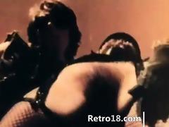 sweet blowjob and hardcore retro erotica