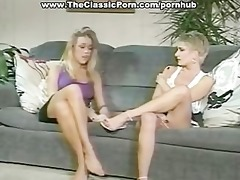 strap-on lesbo classic some
