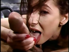 joey silvera &; retro brunette